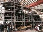 Reforma y mantenimiento de instalación eléctrica de astillero