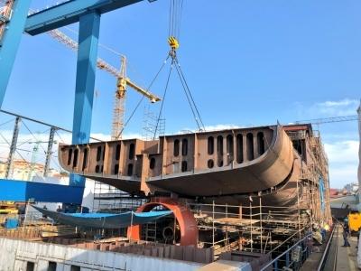 Reforma y mantenimiento de instalación eléctrica de astillero, en Vigo