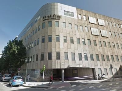 Diversas instalaciones para la reforma de Centro de Salud, en Vigo